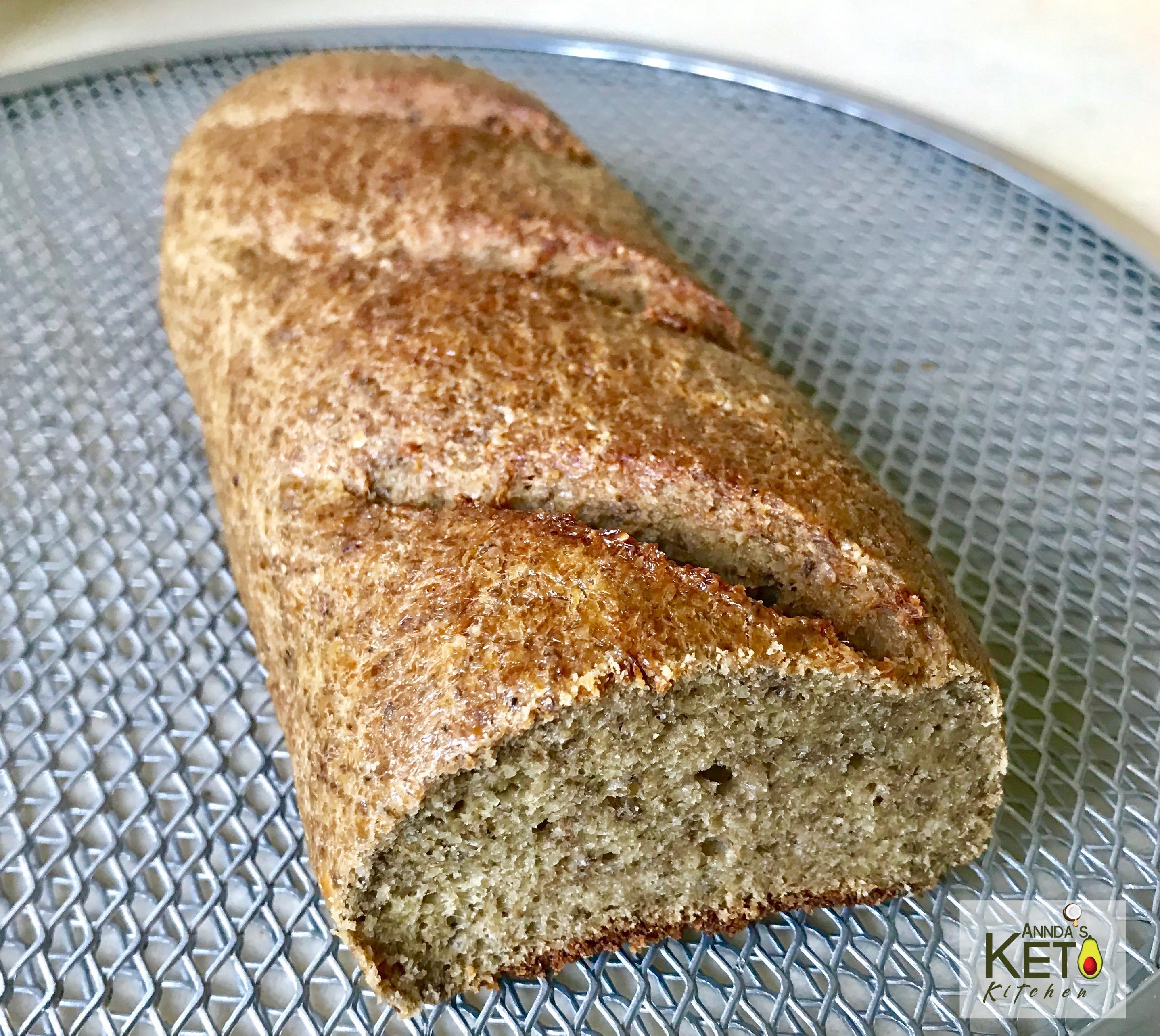 reteta paine ketogenica
